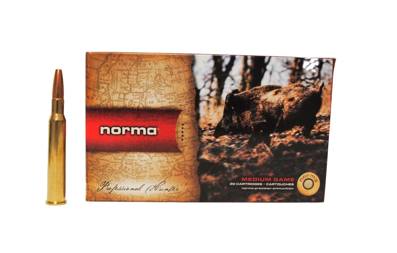 Boite de 20 cartouches NORMA Vulkan calibre 7 x 65R N17029