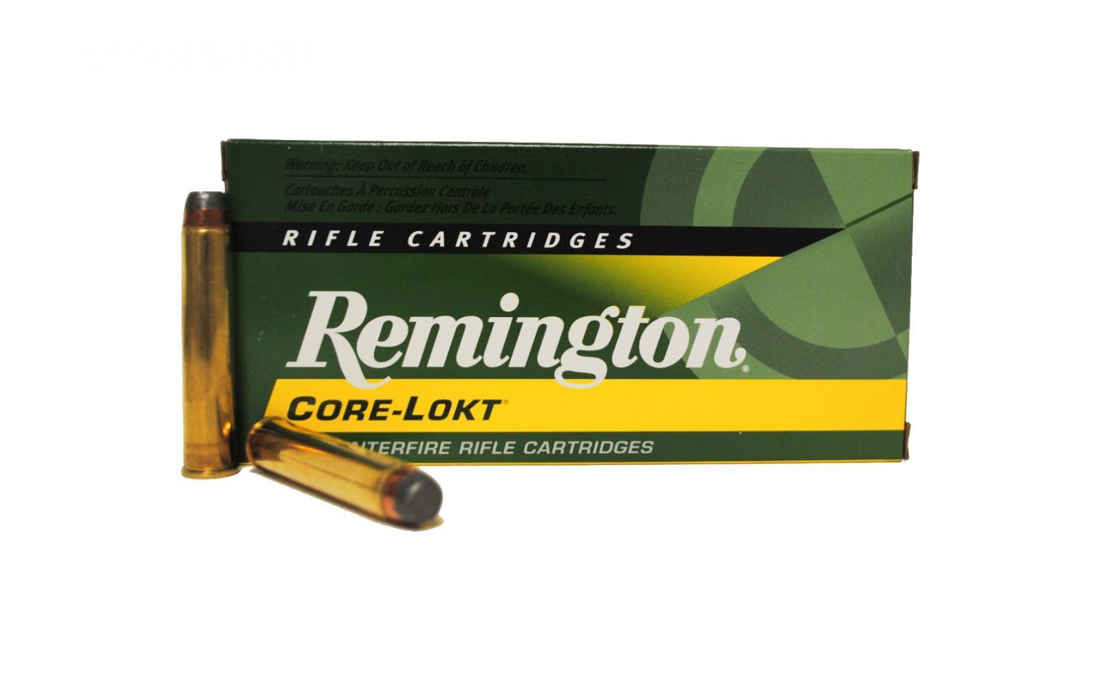 Boite de 20 cartouches calibre 444  REMINGTON R444M