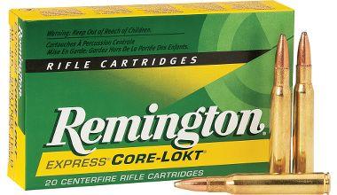 Boite de 20 cartouches REMINGTON calibre 300 WMG R300W2