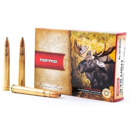 Boite de 20 cartouches NORMA Oryx calibre 375 HH N19520
