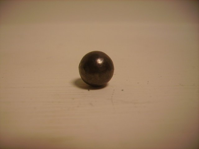 Boite de 200 Balles HN calibre 36/354