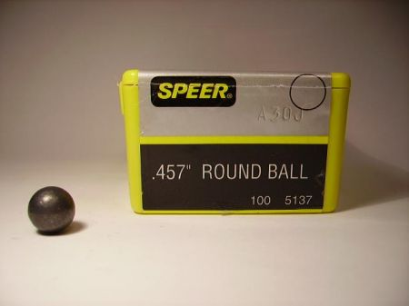 Boite de 100 balles SPEER calibre 44/457