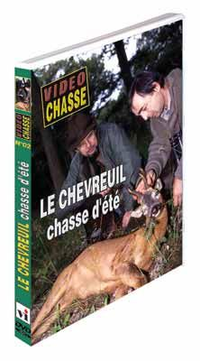 LE CHEVREUIL chasse d'été VTD223