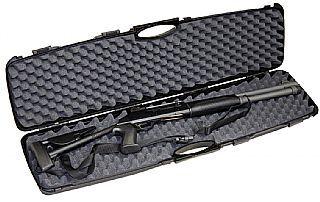 Mallette pour transport de fusil noire 103 x 20 cm COR1642SEC