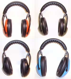 Casque anti bruit PROFI 1000