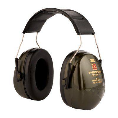 Casque anti bruit PELTOR OPTIME II