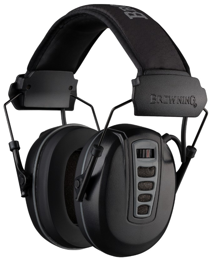 Casque anti bruit BROWNING CADENCE électronique BRO12690