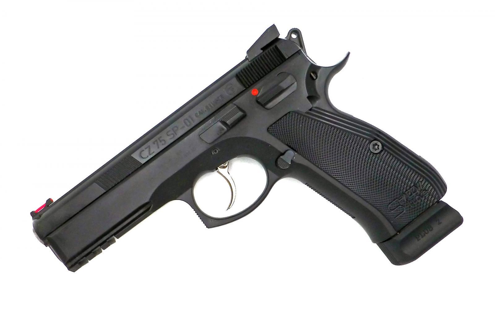CZ 75 SP01 SHADOW cal 9mm CZ75SPSHA