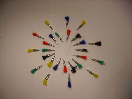 25 Fléchettes cal 4.5 mm