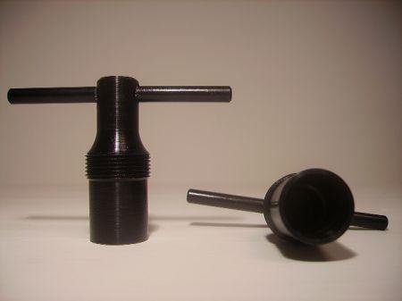 Piéce  support de collet pour case trimmer FCT1010-012