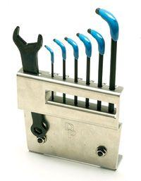 Ensemble de clés à fixer sur la presse XL650/750 D11555