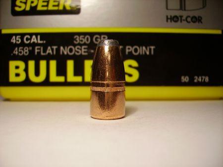Cal 45 FN 350 grs SP2478