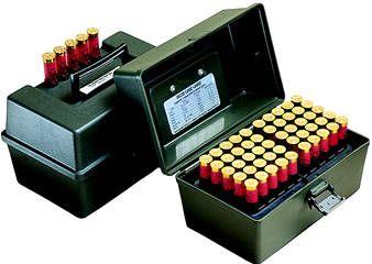Boite MTM de rangement pour les cartouches calibre 20 MTSF10020