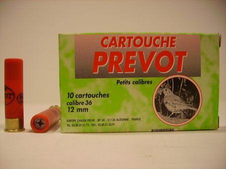 Boite de 10 balles calibre 12 MM BWO36