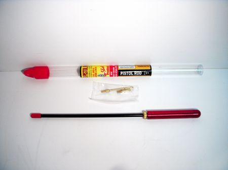 Baguette acier enrobée  PRO-SHOT 1 élément 8'' cal 32 à 45 PROCR827