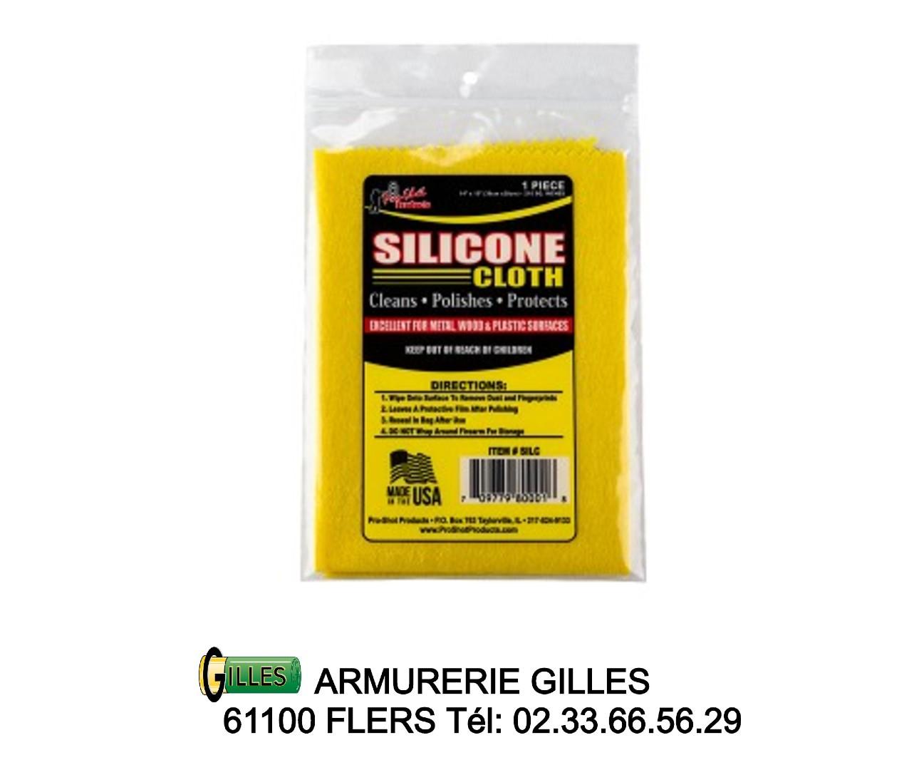 Chiffon au silicone PRO SHOT PROSILC