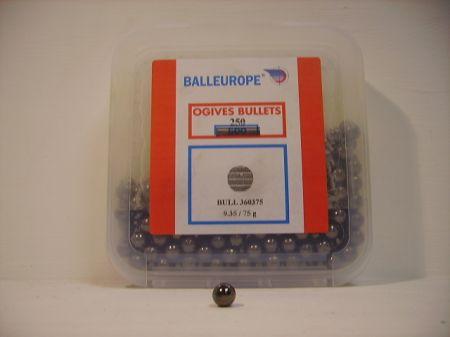 boite de 250 balles BALLEUROPE 36/375