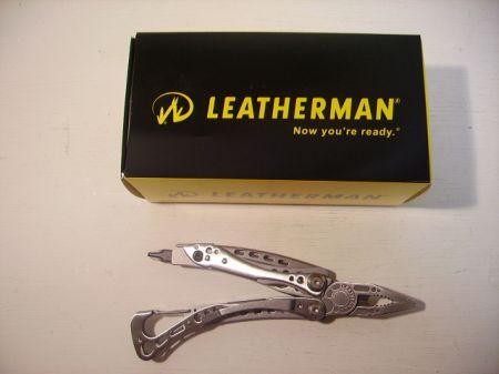 Pince multifonction leatherman skeletool vp830956 - Pince multifonction leatherman ...