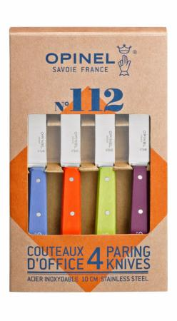 Set 4 couteaux office OPINEL OPI001381