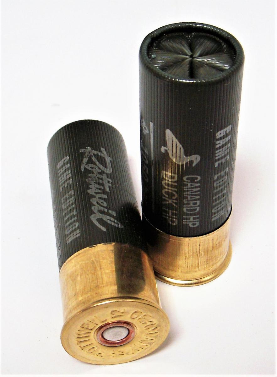 Boite de 100 cartouches ROTTWEIL calibre 12/70 HAUTE VITESSE 34 grs ACIER RASC