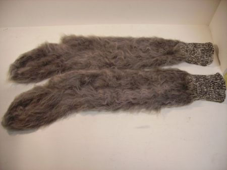 Paire de chausettes YETI spéciales grand froid MET13066