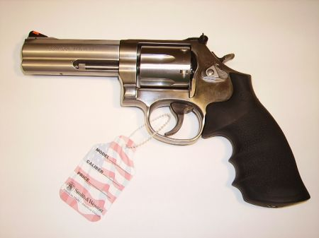 Revolver SMITH & WESSON 686 4