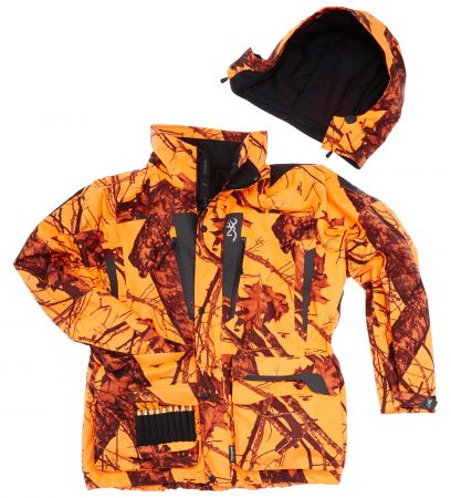Veste de chasse BROWNING XPO FLUO BRO30369301