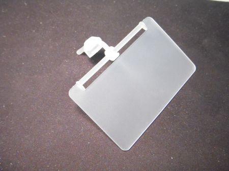 Ecran de protection latérale TRANSLUCIDE pour monture KNOBLOCH
