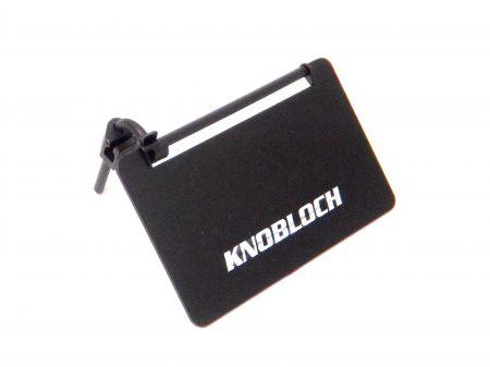 Ecran de protection latérale NOIR pour monture KNOBLOCH