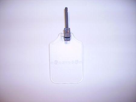 Ecran cache oeil translucide CHAMPION