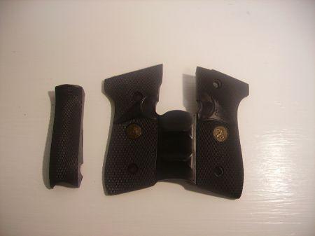 Poignée caoutchouc pour pistolet BERETTA 92 F PA02502