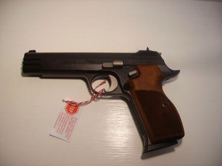 P 210 LEGENDE visée fixe cal 9 mm SP210L