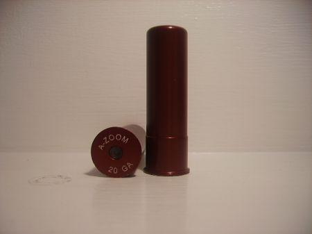 Douilles amortisseur en aluminium calibre 20 AZ12213