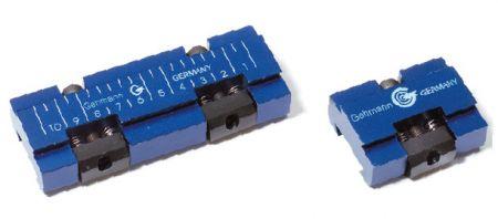 Réhausse de visée GEHMANN bleue pour FEINWERKBAU G847B