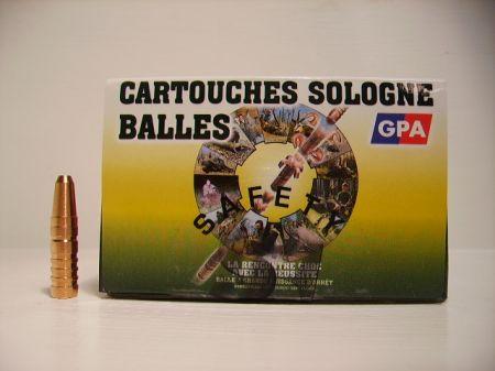 Boite de 50 ogives GPA 30 (.308) 180 grs