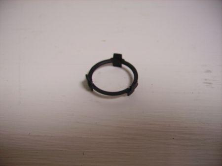 Support de filtre à clipser sur le support verre de la monture KNOBLOCH G351-23
