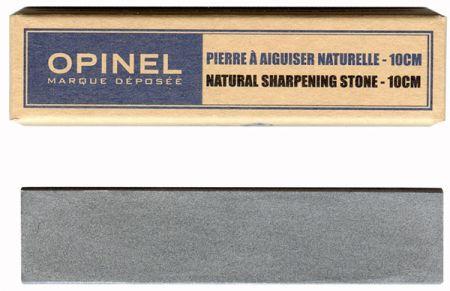 Pierre naturelle à Affuter OPINEL  10 cms OP001541
