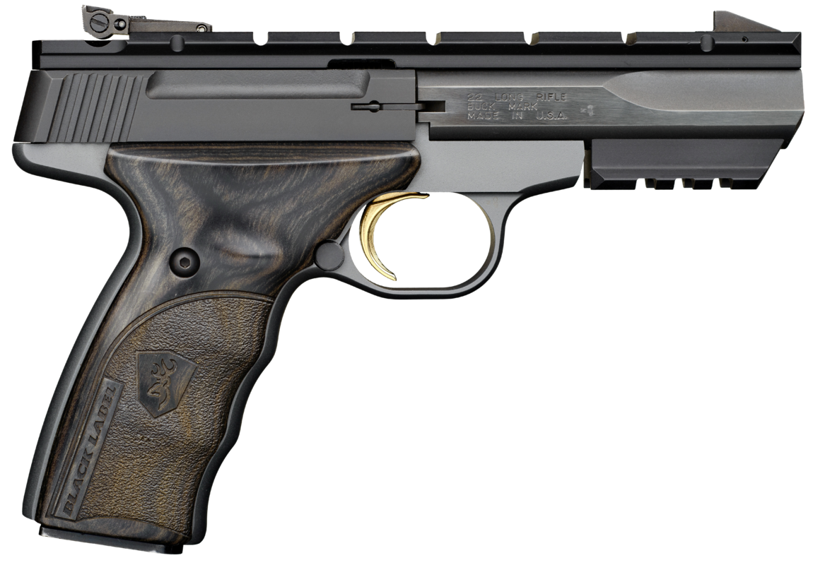 pist BROWNING BLACK LABEL micro contour calibre 22lr