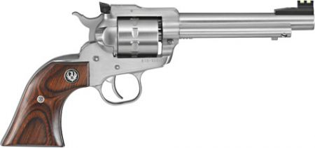 Revolver RUGER  SINGLE TEN cal 22 lr INOX RKNR5