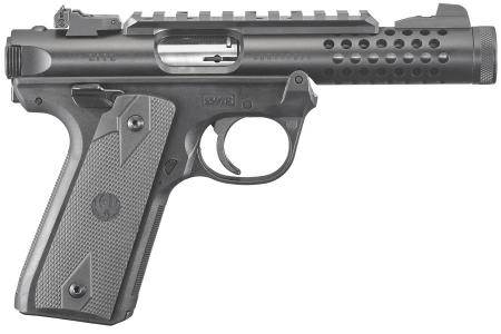Pist RUGER 22/45 Mark IV Lite Or calibre 22LR