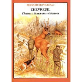 Chevreuil chasse silencieuse & battues HIS2514