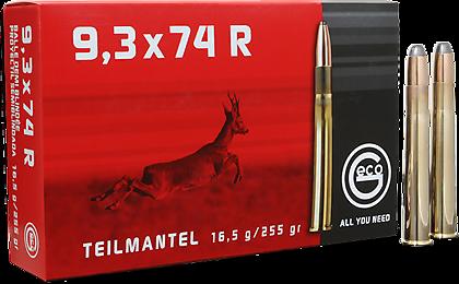 Boite de 20 cartouches GECO calibre 9.3 x 74R R2123347