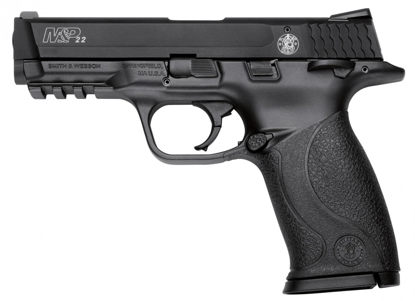 Pistolet SMITH & WESSON 22lr MP22 SWMP22