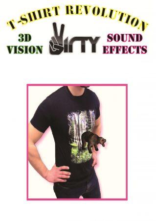 Tee Shirt VIRTY WILD OURS KON0009