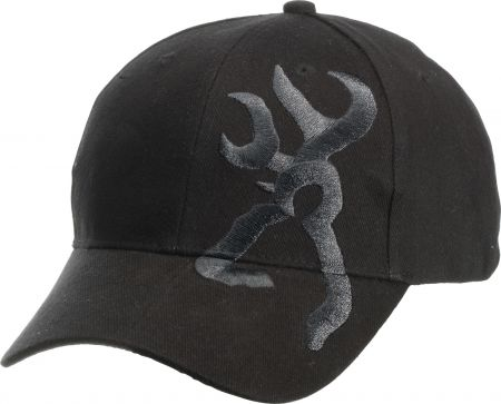 Casquette BROWNING noire BRO3080089