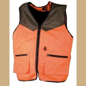 Gilet anti ronce SOMLYS orange fluo MAR250