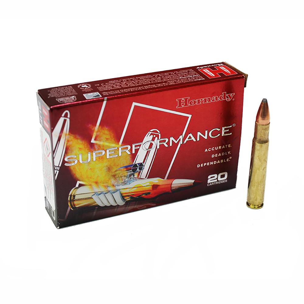 Boite de 20 cartouches HORNADY calibre 35 WHELEN 200 grs SP H81193