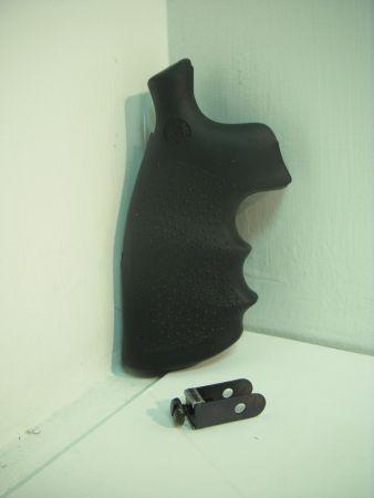 Poignée plastique pour revolver Smith & Wesson N RB HO25002