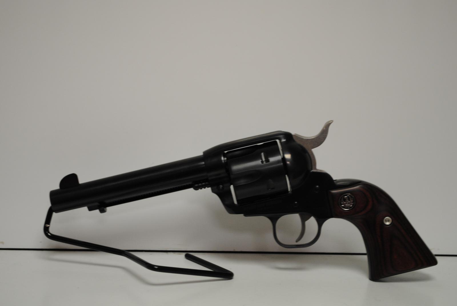 Revolver RUGER VAQUERO bronzé RNV455