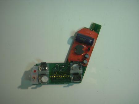 Platine de détente électronique pour MORINI 162EI Droitier GM287